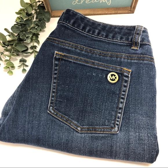 Michael Kors Denim - Michael Kors Medium Wash Skinny Jeans